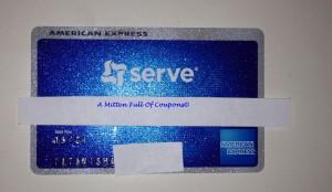 serve card