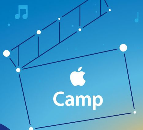 apple camp logo