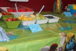 smurf fruit