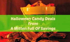 halloween candy deals