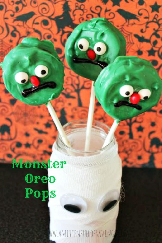 monster oreo pop