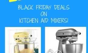best black friday deals on kitchen aid mixers