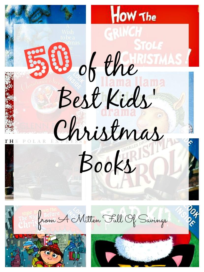 Kid Christmas Gift Ideas   50 of the Best Kids' Christmas Books