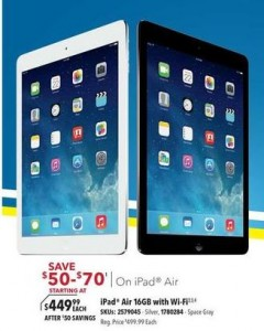 ipad air best buy black friday ad