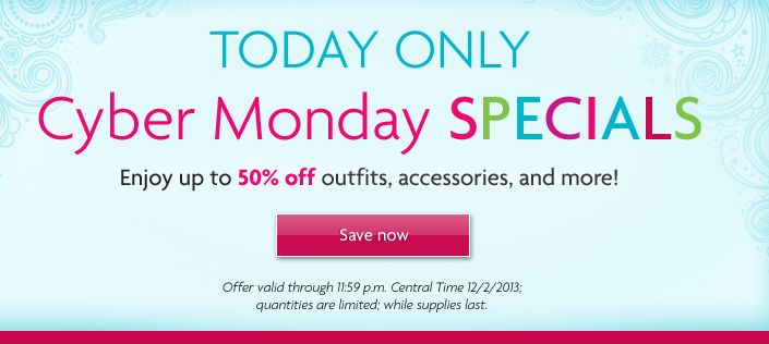 Home» Blog» Cyber Monday» American Girl Dolls and Accessories Sale! American Girl Dolls and Accessories Sale! Dec 2, The links in the post below may be affiliate links.