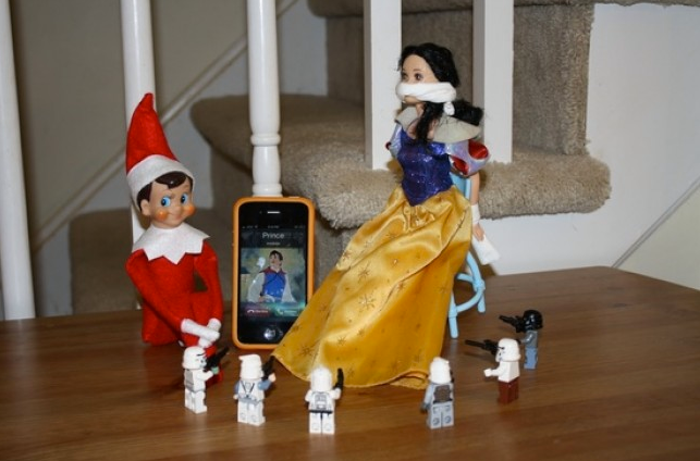 elf and the seven dwarfs