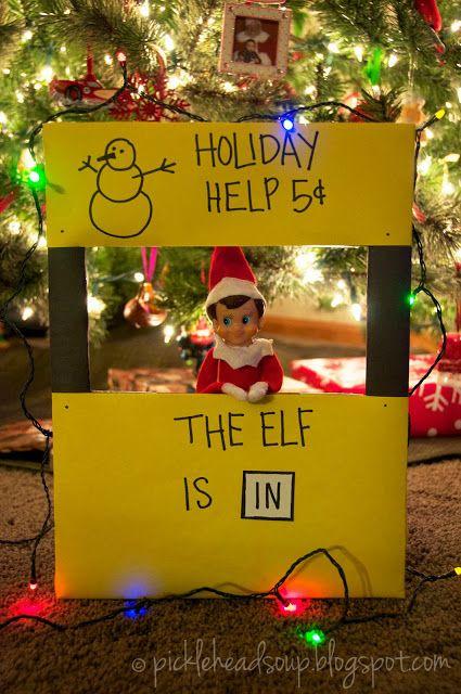elf charlie brown