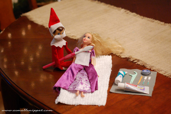 Elf On The Shelf Get A Real Job