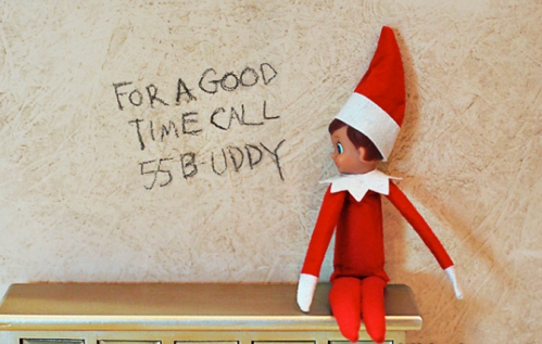 for a good time elf