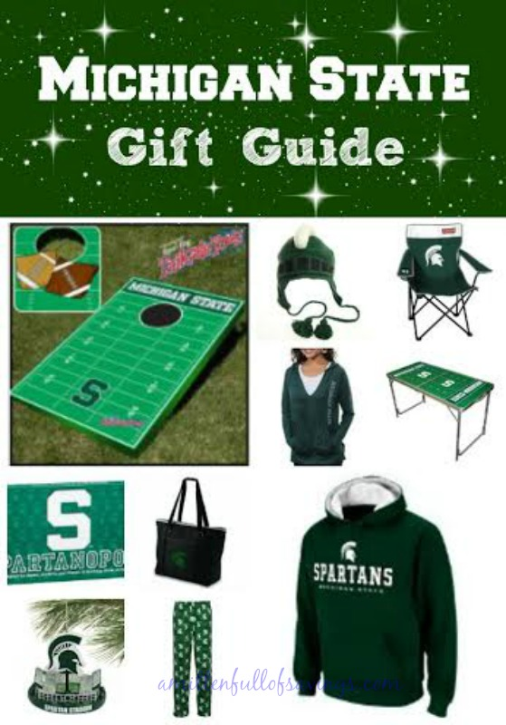 michigan state gift guide