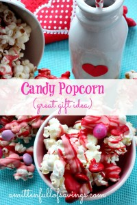 valentine recipes, valentine day, candy popcorn recipes