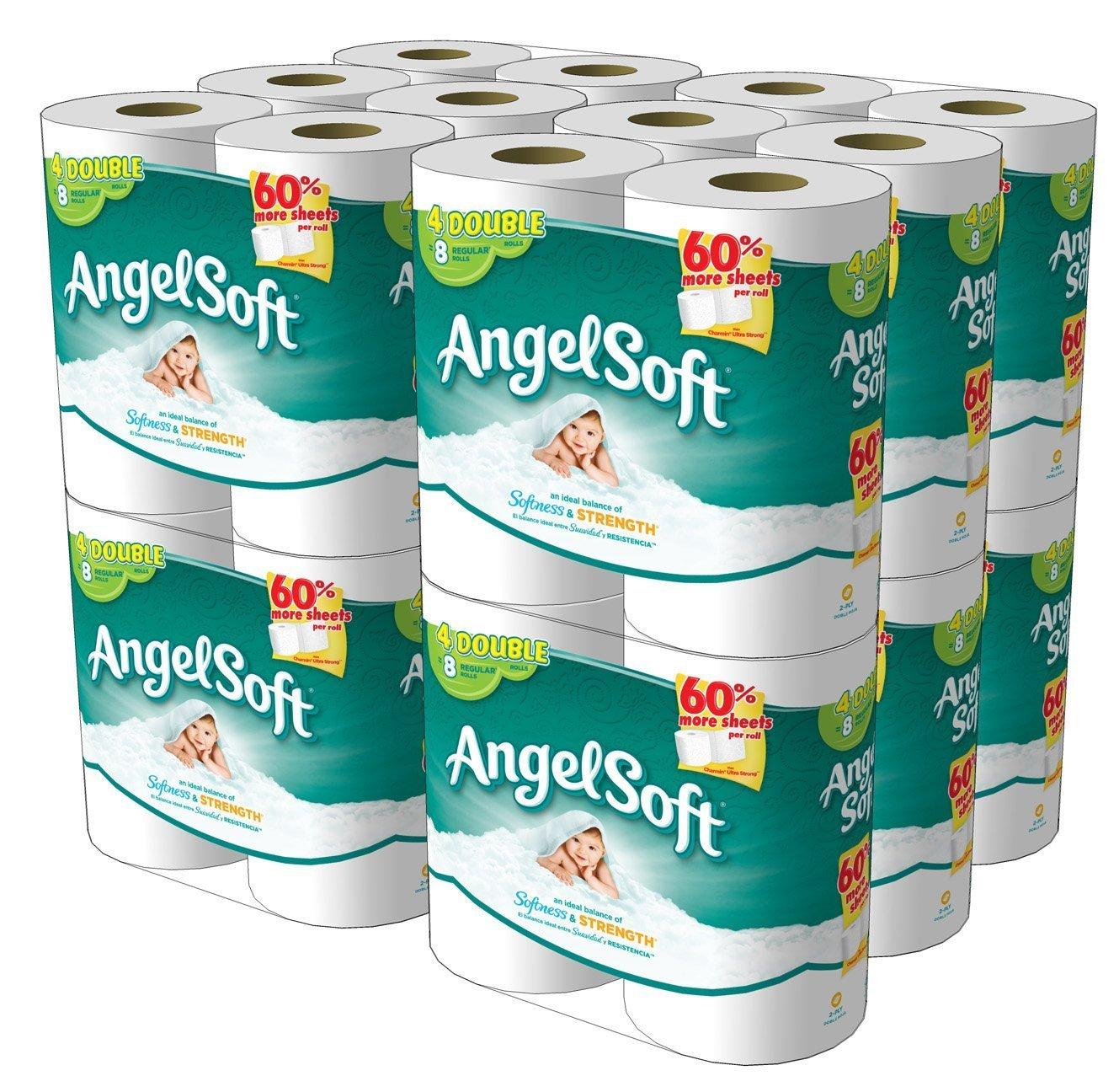 . Meijer  Angel Soft Mega Roll as low as  1 99