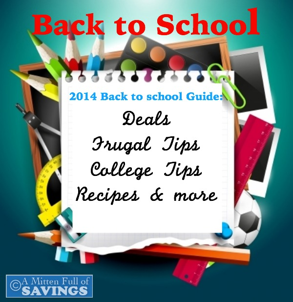 back to school guide for 2014