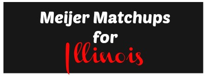 Meijer Matchups  for Illinois