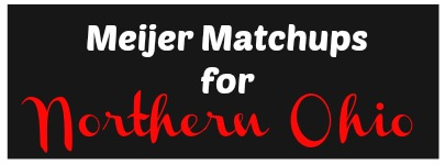 Meijer Matchups  for Northern Ohio