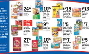 meijer pet food deal