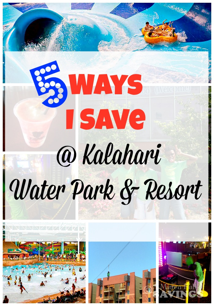 Waterpark of america discount coupons