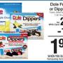 Kroger MEGA Deal: Dole Dippers Just .99 cents