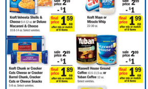 meijer kraft buy 8 save 8 promotion