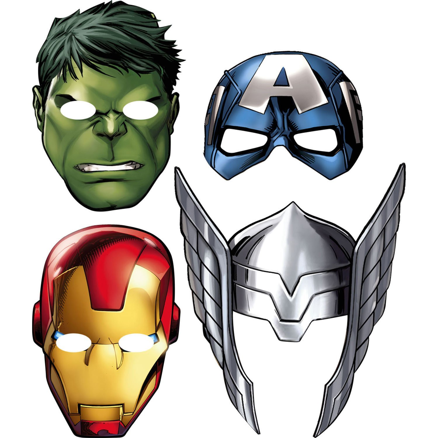 Amazon Deal: 8-Pack of Avengers Masks only $4.99 Shipped! - A Mitten ...