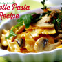 bowtie pasta recipe; easy & budget friendly