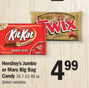 hershey's candy deal at maijer