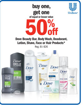 Meijer: Dove Deals this Week {Great Deal on Women's Dove} - A Mitten Full of Savings