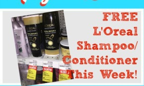 free loreal hair at meijer