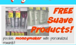 free suave products at meijer this week