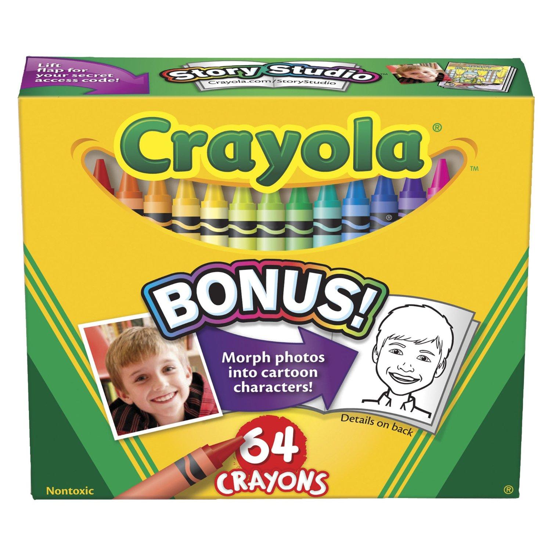Crayola 64 Crayons