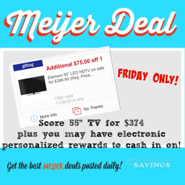 Meijer is selling the Sony PS4 Slim Uncharted 4 Bundle with $25 Meijer Store Credit for $ This gaming deal will be available at Meijer on Thanksgiving only, and the doors open at 6 a.m.