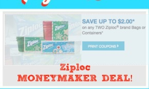 meijer ziploc moneymaker deal