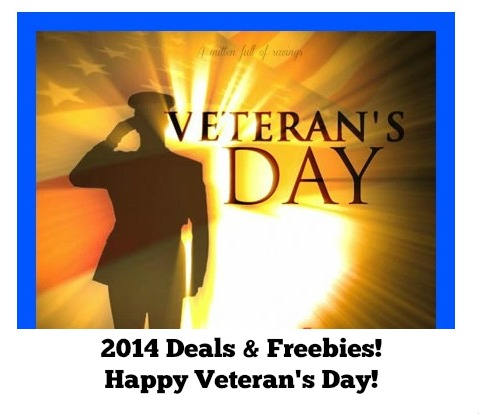 Seattle veterans day freebies 2018