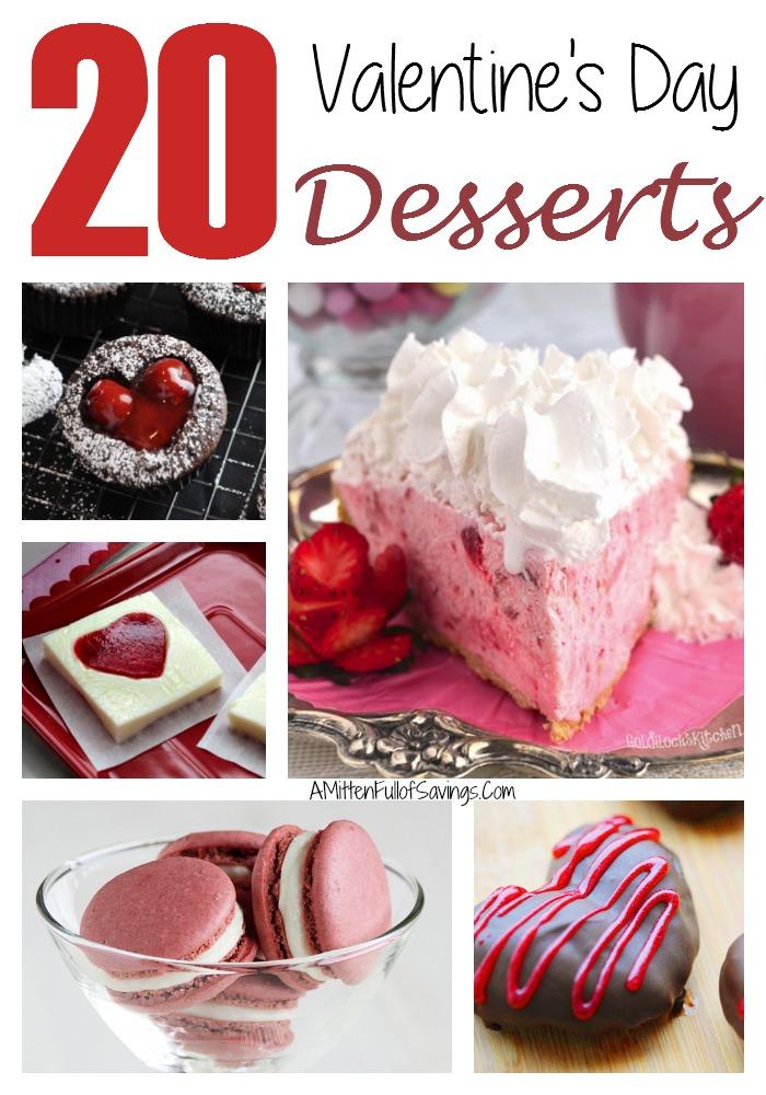 20 valentine 39 s day desserts for Valentine s day desserts for a crowd
