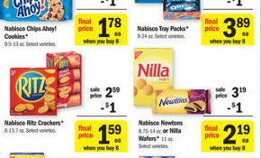 Nabisco buy 8 save $8 instant promotion