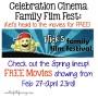 lovelansing, local, celebration cinema, free movies