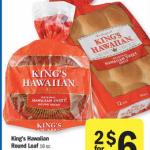kings hawaain deal