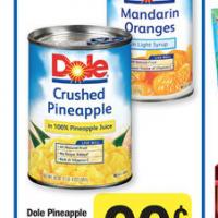 dole pineapple deal