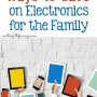 Everyone in our house wants their own tablet, phone or some other type of gadget! Here's a way that we save and do that- 5 Ways to Save on Electronics for the Family