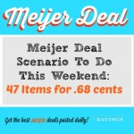 meijer deals, meijer weekend sale