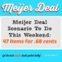 meijer deals, meijer weekend sale