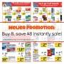 meijer promotion buy 8 save 8 sale