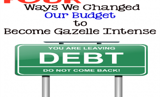 4 Ways We Changed Our Budget to Become Gazelle Intense FB