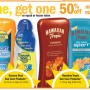 Suncare deals at Meijer