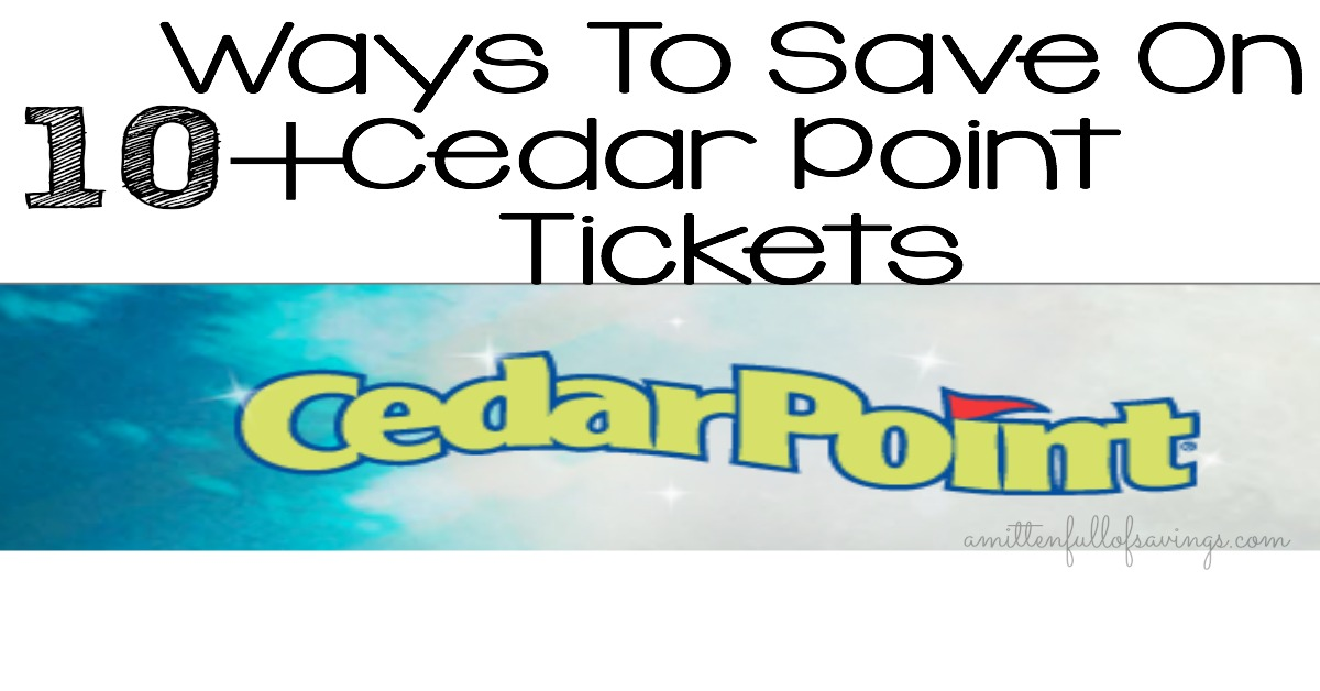 Cedar Point has implemented enhanced online security measures to help limit the number of fraudulent tickets that are in the marketplace, and as such, you may be required to provide proof of purchase for any order at the front gate.