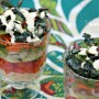 Mini 7 Layer Pasta Salad Recipe