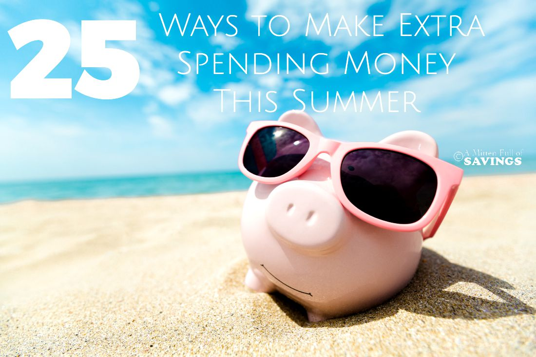 ways to earn extra cash at home