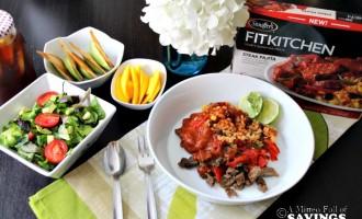STOUFFER'S® Fit Kitchen Steak Fajita