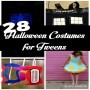 28 Halloween Costumes for Tweens