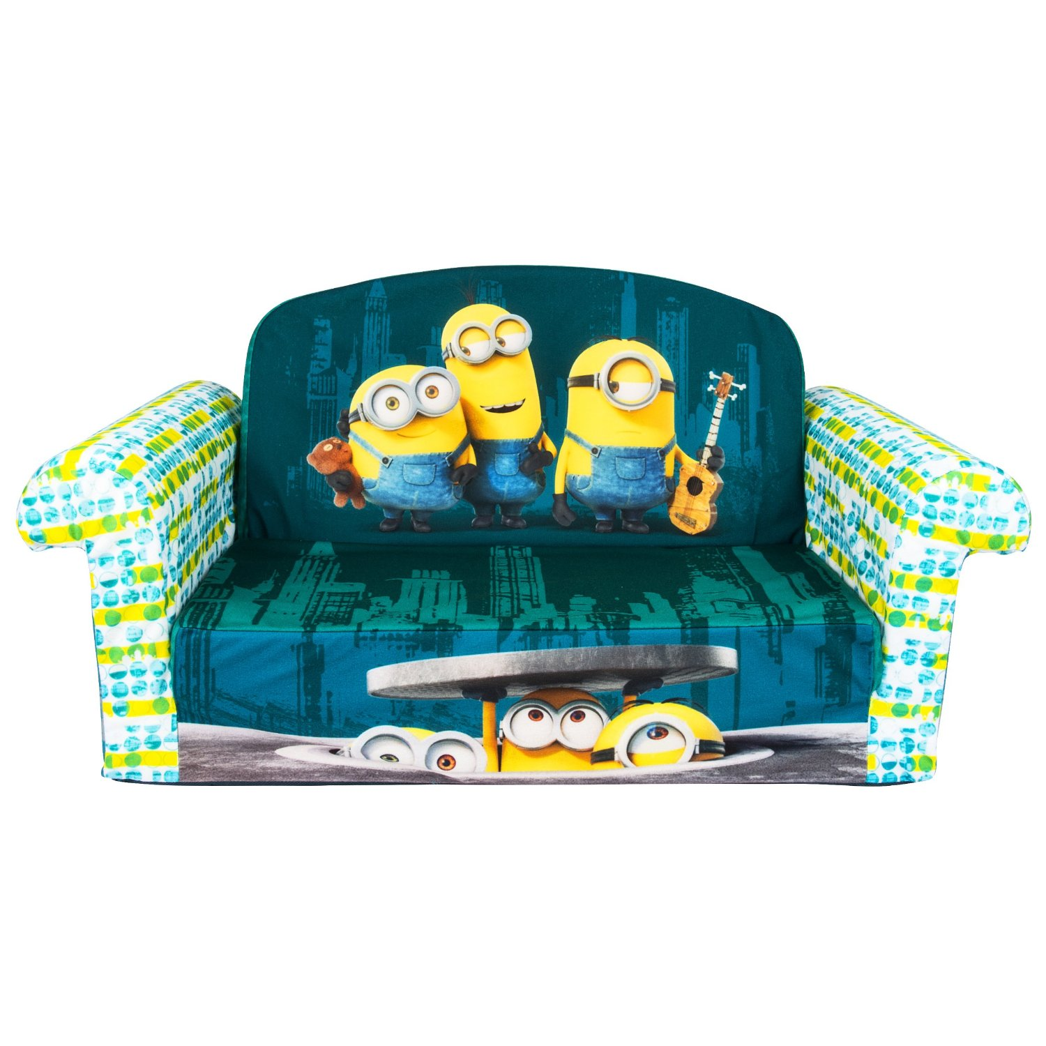 Amazon Deal Marshmallow Furniture Flip Open Sofa Minions Only Reg Today Only